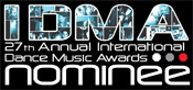 27th ANNUAL INTERNATIONAL DANCE MUSIC AWARDS NOMINEE